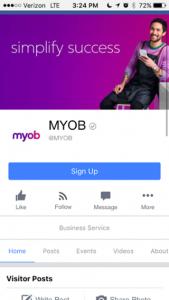 myob mobile